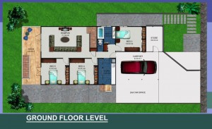 Ground Floor Layout