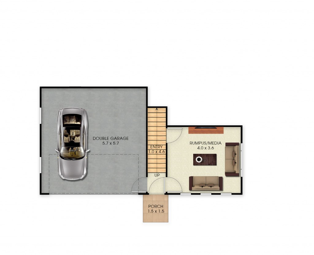 The Eucalyptus - GL Floor Plan